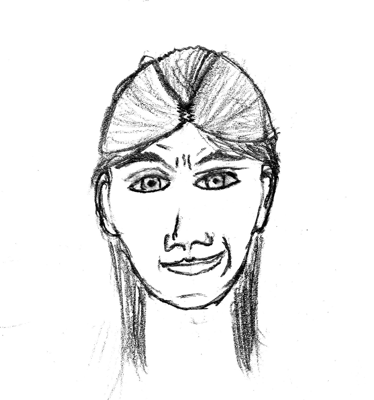 Armes_visage